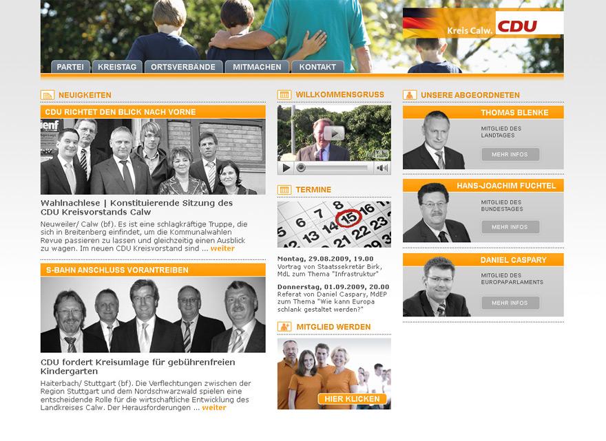 CDU Kreisverband Calw