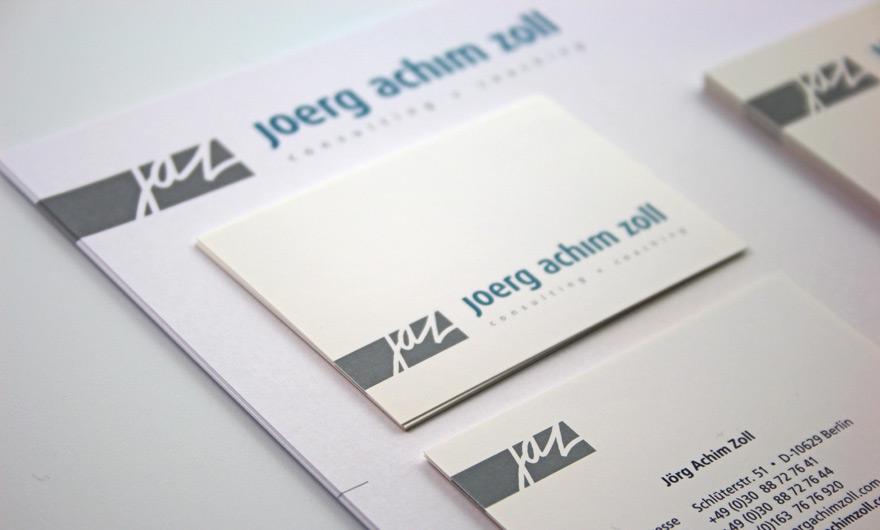 Logo und Geschäftsausstattung